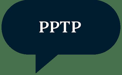 PPTP protocol.