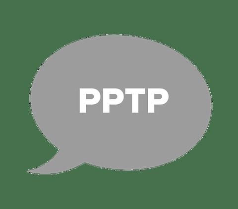 PPTP-protokol.