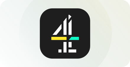 Channel 4 UK vpn service tile