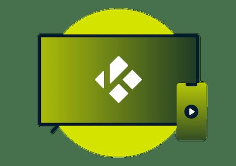 Tüm cihazlarınızda Kodi izlemek için ExpressVPN kullanın.