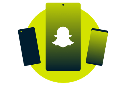 Use a VPN to access Snapchat on your mobile phone.