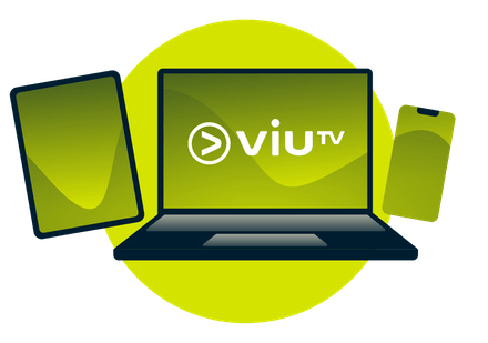 Watch ViuTV on various devices.