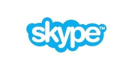 โลโก้ skype