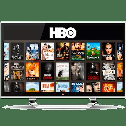 Titta på GBO på din smart TV eller streamingenhet.
