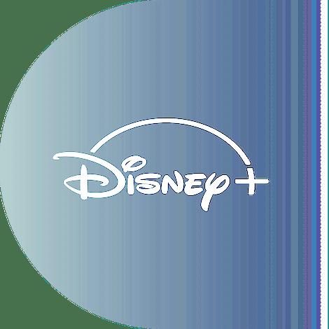 โลโก้ Disney+