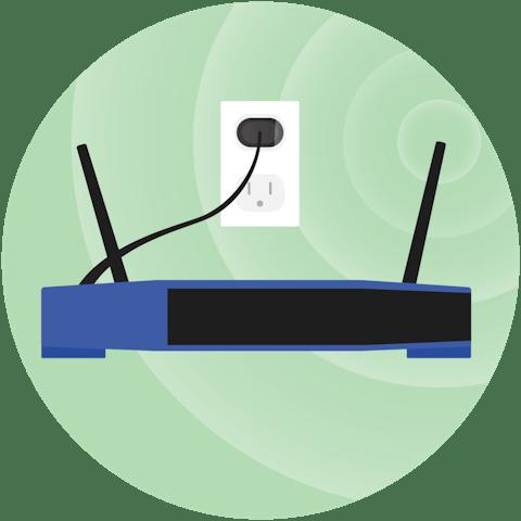 ExpressVPN yönlendirici uygulaması ev ağınız için daha iyi güvenlik sağlar.