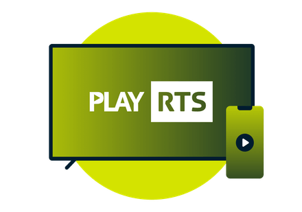 Variety of devices with the Play RTS logo.
