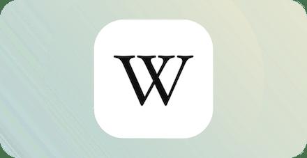 Logo Wikipedii.