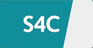 S4C logo.