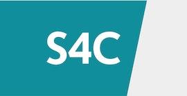 Logotipo de S4C.