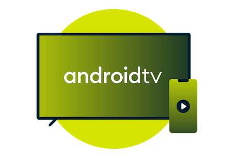 Android TV devices.