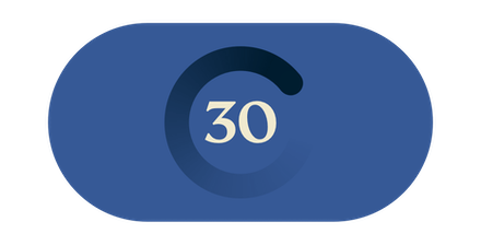 30-day money-back guarantee.
