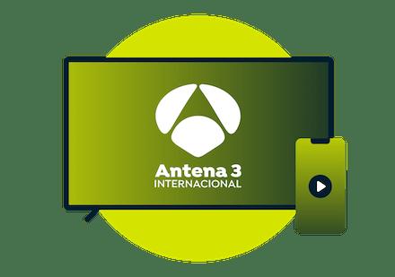 Antena 3 Step 3 Card