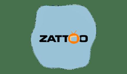 Zattooロゴ。