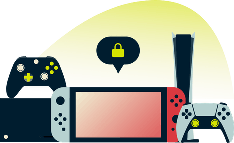 Get the best VPN for gaming consoles.