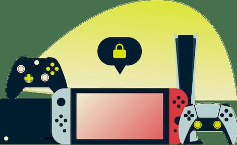 Konsollar için VPN ile oyun ve yayın deneyiminizi arttırın.