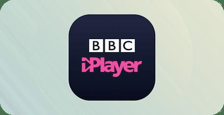 BBC iPlayer logo.