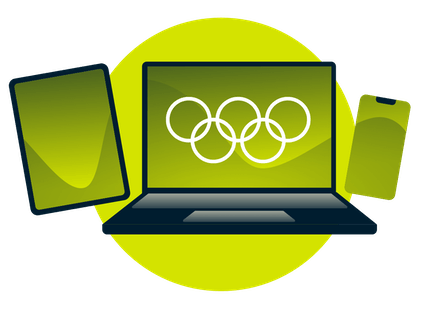 Stream the Olympics with a VPN on any device