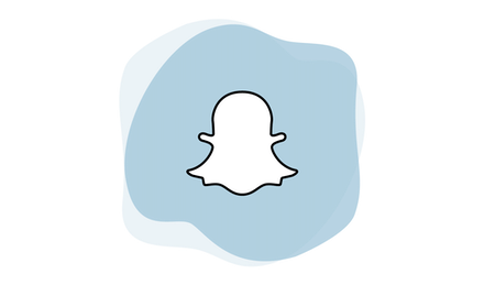 Snapchat-logotyp.