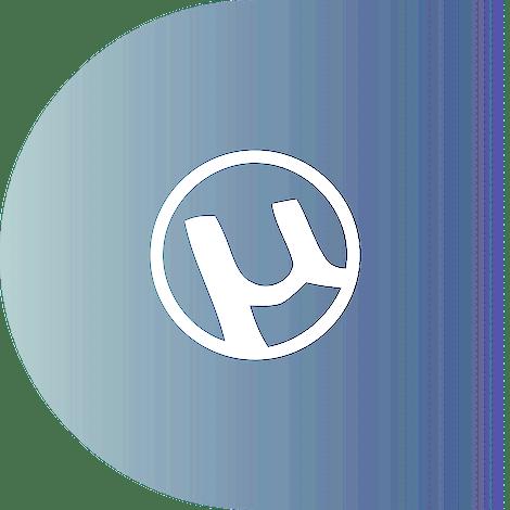 utorrent logo.