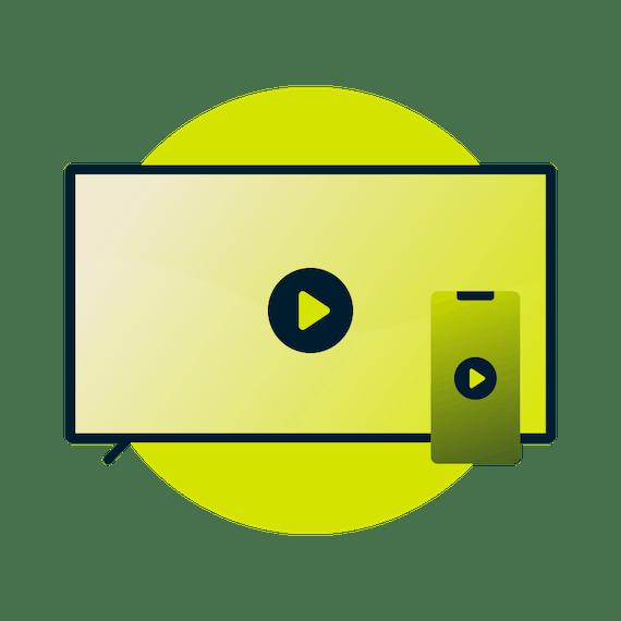 Chromecast-TV.