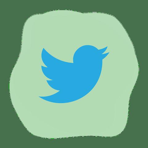 Twitter 로고