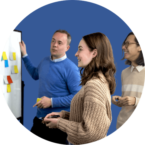 """Kanban board exercise for """"Culture"""" section on ExpressVPN jobs homepage."""
