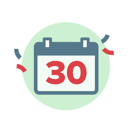 You and your friend both get 30 days free VPN services