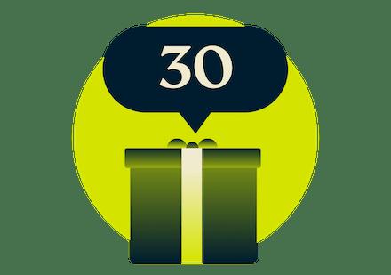 Både du og vennen din får 30-dagers VPN-tjenester gratis