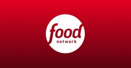 Food Networkのロゴ。