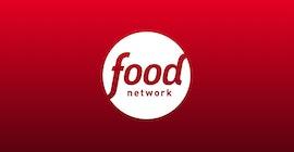 Food Network logo.