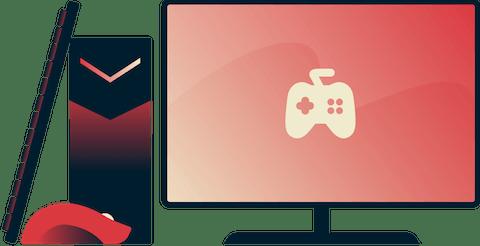 VPN ile Windows PC'de oyun oynamak.