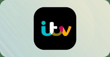 ITVロゴ。