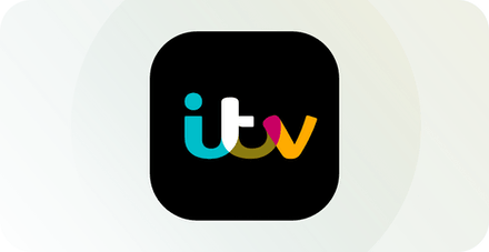 Логотип ITV.