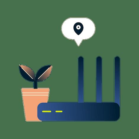 como encontrar o endereço IP do roteador