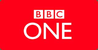 BBC One logo.