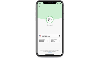 Preview: Screenshots iPhone ExpressVPN-iOS-iPhone