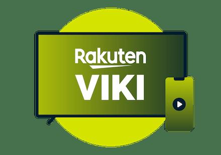Viki Rakuten logo