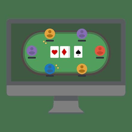 VPN för online-poker.