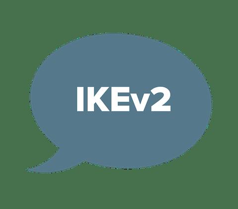 IKEv2 vpn-protokol.