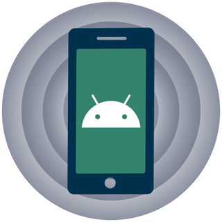 ExpressVPN for Android UI.