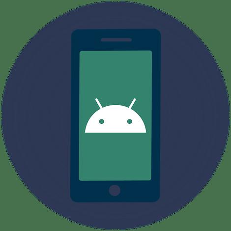 ExpressVPN para Android UI.