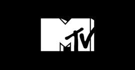 MTV logo.