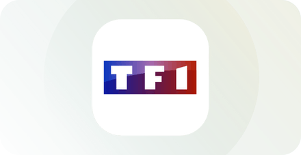 TF1 Live Now Tile