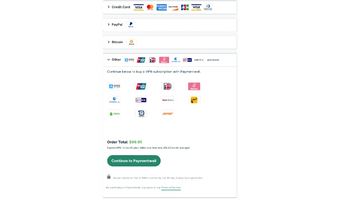 Preview: Screenshots Misc Payment-Methods