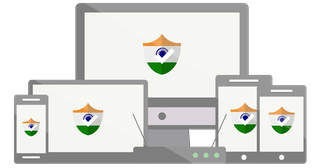 Your VPN for India.