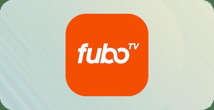 FuboTV logosu.