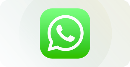 WhatsApp logosu.