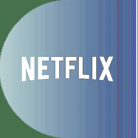Netflixロゴ。