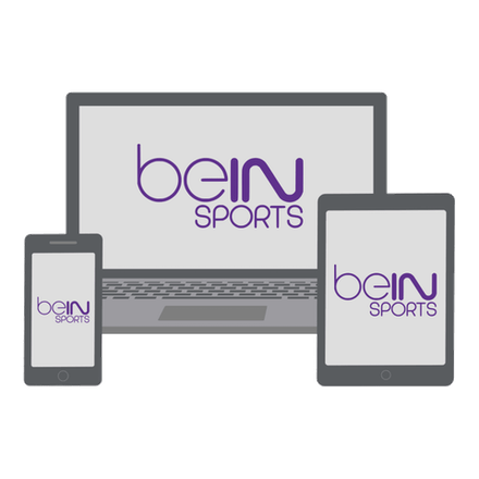 Watch beIN Sports on computer, tablet, or smartphone.